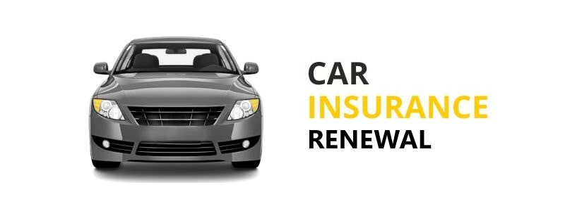 Insurance policy number needed for renewal of insurance