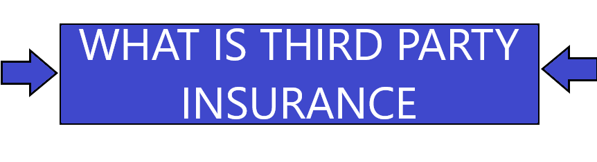 What Is Third Party Insurance